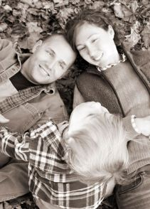 Family fall photo 2014
