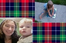 Plaid, Pearls and Toddler Stains