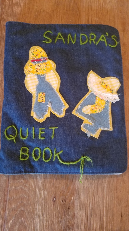 Outside My Quiet Book